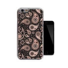 Rose Paisley Floral iPhone 6 Case iPhone 5c by 38kVinylGraphics