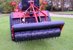 Field roller to help with your lawn and paddock maintenance and ensure healthy grass growth. The field or paddock roller can also be used in a garden.