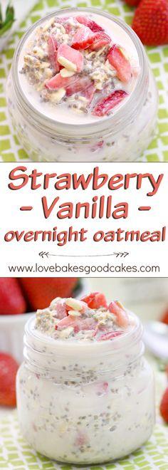 Strawberry Vanilla O