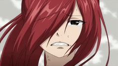 The perfect FairyTail Erza Anime Animated GIF for your conversation. Discover and Share the best GIFs on Tenor. Fairy Tail Sad, Anime Fairy Tail, Natsu Fairy Tail, Fairy Tail Girls, Fairy Tail Ships, Fairy Tales, Triste Gif, Erza Scarlett, Anime Characters
