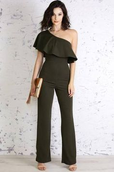 Ideas de looks con jumpsuits muy elegantes - Beauty and fashion ideas Fashion Trends, Latest Fashion Ideas and Style Tips