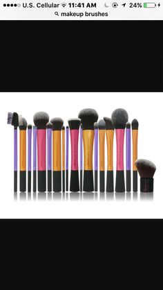A good set of brushes