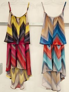 Tween Girls Chevron Dress Preorder7-14 ...