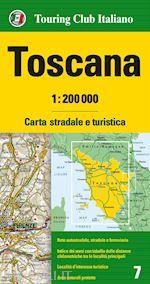 Prezzi e Sconti: #Toscana carta stradale e turistica tci 2016  ad Euro 8.50 in #Viaggi guide e cartine #Touring club italiano