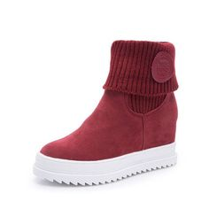 Womens Cool Fashionable Sock Boots