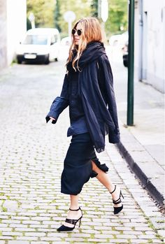 Your Ultimate Guide to Cool-Girl Style   a COS Giveaway! via @WhoWhatWear