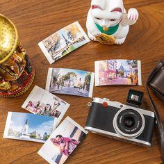 Drucke ganz einfach Deine Ferienfotos mit dem ZINK Etikettendrucker von Brother aus und mach Dir eine tolle Fotowand - oder was Du möchtest! Jetzt ausprobieren! Brother, Polaroid Film, Games, Pictures, Memories, Printing, Amazing, Christmas, Simple