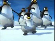 Pigloo - Papa Pinguin deutsch / german - YouTube