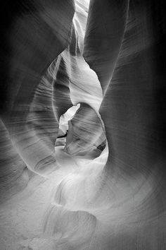 Located in Arizona, this slot canyon is called Antelope Canyon. It was a few miles outside of the town of Page.