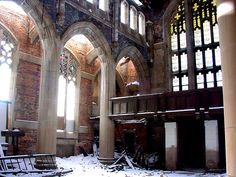 City Methodist Church | Spooky Places