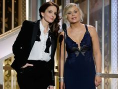Nothing was off limits for Golden Globe hosts Tina Fey and Amy Poehler… even the Bill Cosby sex scandal.