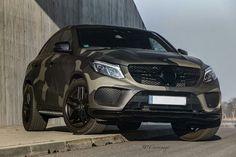 Mercedes-AMG GLE43 C292