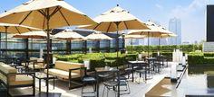 Tokyo's best open-air restaurants and bars