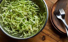 Kimchi, Salad Dressing Recipes, Seaweed Salad, Spinach, Cabbage, Salads, Menu, Favorite Recipes, Vegetables