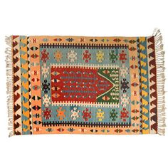 I pinned this Vintage Ismet Rug from the Cable Knits & Kilims event at Joss and Main!