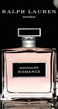 Ralph Lauren Midnight Romance Fragrance. Got this for Christmas and it smells amazing!