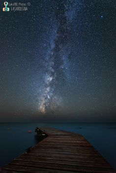 My Way.... [milky way version] by Luka180 S. on 500px