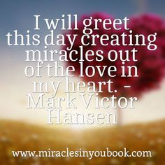 #love #miracles #quotes