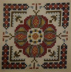 Cross Stitching, Cross Stitch Embroidery, Hand Embroidery, Crochet Butterfly, Cross Stitch Bookmarks, Sewing Tools, Cross Stitch Designs, Crochet Stitches, Bohemian Rug