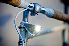 Sparse Bike Lights