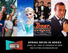 Union Market's Drive in Movies