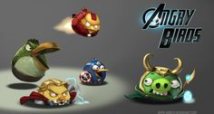 THE ANGRY-VENGERS by ~airoliv