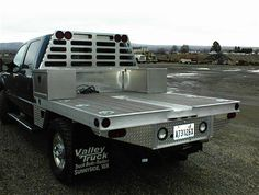 ford hauler beds | ... Bed Project's in the Flat Beds / Haulers > Custom Flat Beds category