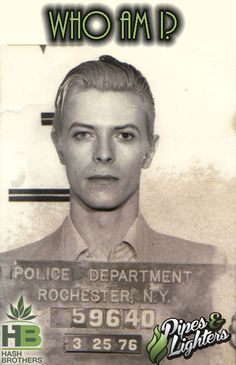 Got caught with 6.5 oz. in 1976.  Rest In Peace..David.