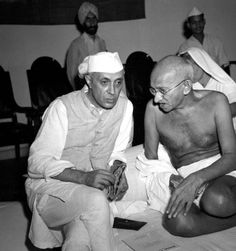 Gandhi is revered by over a billion Indian citizens and peace loving people the world over. His life was an example of what peaceful negotiations can achieve and as such he has become the figure head for morality and patience.