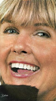 Doris Day and her famous smile