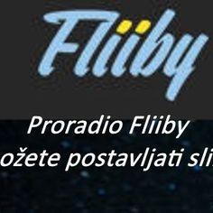 Proradio Fliiby - Možete postavlajti fotke
