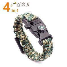 Hoping you'll love this... 4 in 1 Emergency Survival Bracelet For Men And Women http://zefashionnation.com/products/4-in-1-emergency-survival-bracelet-for-men-and-women?utm_campaign=crowdfire&utm_content=crowdfire&utm_medium=social&utm_source=pinterest