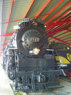 Museum of Transportation - St. Louis, Missouri by Adventurer Dustin Holmes, via Flickr