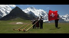 Postcard from Grindelwald