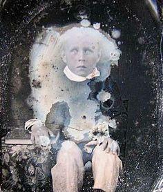 Daguerreotype, 1840's. artist unknown
