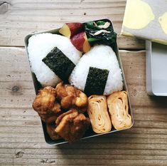 Cute Food, Good Food, Yummy Food, Bento Recipes, Cooking Recipes, Food To Go, Food And Drink, Food Goals, Aesthetic Food