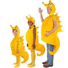 Seahorse Costumes