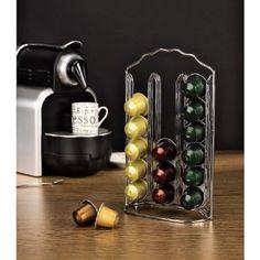 Xavax coffee capsule holder Donatore for 36 Nespresso capsules: Amazon.co.uk: Kitchen & Home