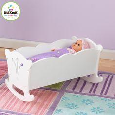 Doll Bed - Kidkraft Lil' Doll Cradle