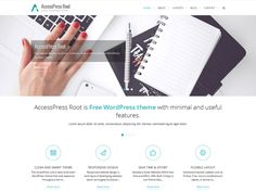 AccessPress Root – Kostenlose WordPress-Themes