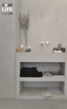 Woonbeurs Amsterdam 2011 © Paulina Arcklin #interior #home #bathroom #grey