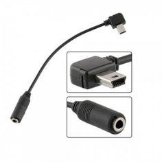 3.5mm Mikrofon Adapter Kabel für GoPro Hero 4/3+/3 - GoPro - GoPro Ladekabel und -stationen - Bild 4