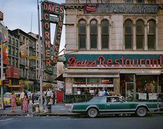 "Wayne Sorce, ""Dave's Restaurant,"" 1984"