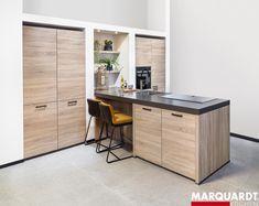 Office Desk, Corner Desk, Kitchen Island, Modern Design, Furniture, Home Decor, Instagram, Corner Table, Island Kitchen