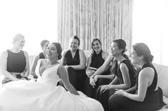 Bridal Party Candid Photography