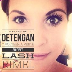 Younique en México - 3D Fiber Lash Rimel  #YouniqueMexico #Younique3dRimel #3DFiberLashRimel
