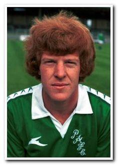 Gary Megson of Plymouth Argyle in Retro Football, Vintage Football, Football Shirts, Football Pictures, Plymouth, 1970s, Hero, Terrace, English