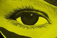 Brit School, Color Palettes, Rainbow, Eyes, Wall Art, Yellow, Love, Rain Bow, Rainbows