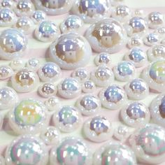 Amazon.com: 200 pcs 2mm -10mm White resin faux round Shiny Pearls Flatback Mix Size Cabochonship with FREE GIFT from GreatDeal68: Arts, Crafts & Sewing