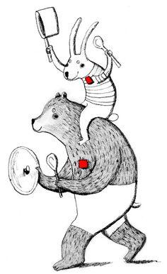 MARIANNE DUBUC illustration